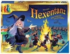 Hexentanz Spiele;Familienspiele - Bild 1 - Ravensburger