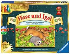 Hase und Igel Spiele;Familienspiele - Bild 1 - Ravensburger