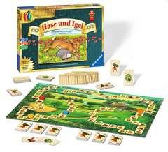 Hase und Igel Spiele;Familienspiele - Bild 2 - Ravensburger