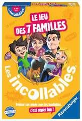 Le jeu des 7 Familles des Incollables - Image 1 - Cliquer pour agrandir