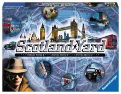 Scotland Yard - Billede 1 - Klik for at zoome