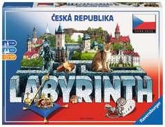 Labyrinth Česká edice - obrázek 1 - Klikněte pro zvětšení