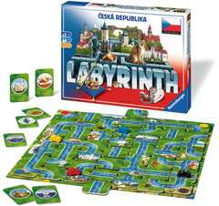 Labyrinth Česká edice - obrázek 2 - Klikněte pro zvětšení