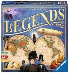 Legends Spiele;Familienspiele - Bild 1 - Ravensburger