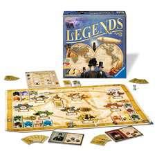 Legends Spiele;Familienspiele - Bild 2 - Ravensburger