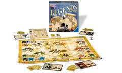 Legends Spiele;Familienspiele - Bild 3 - Ravensburger