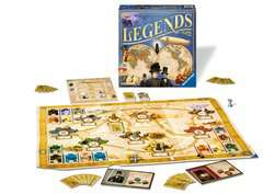 Legends Spiele;Familienspiele - Bild 4 - Ravensburger