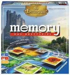 memory® Das Brettspiel - Die Entdecker Spiele;Familienspiele - Bild 1 - Ravensburger