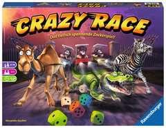 CRAZY RACE Spiele;Familienspiele - Bild 1 - Ravensburger