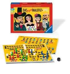 Das Original Malefiz®-Spiel - Bild 2 - Klicken zum Vergößern