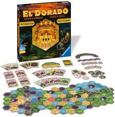 The Quest for El Dorado Heroes & Hexes - image 2 - Click to Zoom