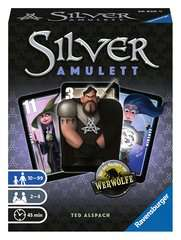Silver Amulett - Bild 1 - Klicken zum Vergößern
