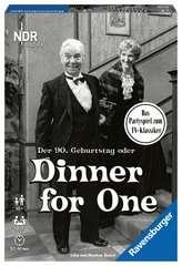 Der 90. Geburtstag oder Dinner for One - Bild 1 - Klicken zum Vergößern