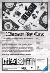 Der 90. Geburtstag oder Dinner for One - Bild 2 - Klicken zum Vergößern