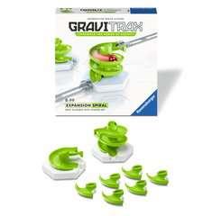 Ravensburger - 26838 Gravitrax Espiral - Juegos de construcción para niños, Juego CTIM, 1+ Jugadores, Edad recomendada 8+ - imagen 4 - Haga click para ampliar