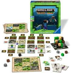 Minecraft Builders & Biomes - A Minecraft Board Game - Billede 2 - Klik for at zoome