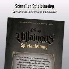 Disney Villainous - Bild 11 - Klicken zum Vergößern