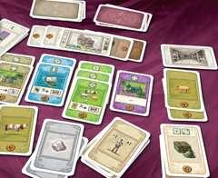 Die Burgen von Burgund – Das Kartenspiel - Bild 3 - Klicken zum Vergößern