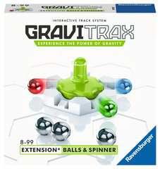 GraviTrax Balls & Spinner - Bild 1 - Klicken zum Vergößern