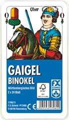 Gaigel/Binockel in Klarsicht-Box - Bild 1 - Klicken zum Vergößern