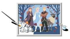 Numéro d'art - moyen - Disney La Reine des Neiges 2, Anna et ses amis - Image 3 - Cliquer pour agrandir