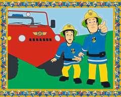 Feuerwehrmann Sam Malen und Basteln;Zeichen- und Malsets - Bild 3 - Ravensburger