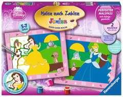 Cinderella und Belle Malen & Basteln;Malen nach Zahlen Ravensburger