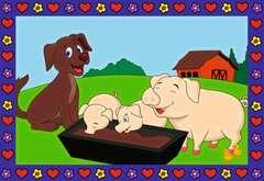 Liebe Bauernhoftiere - Bild 2 - Klicken zum Vergößern