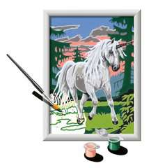 Einhorn im Zauberwald - Bild 3 - Klicken zum Vergößern