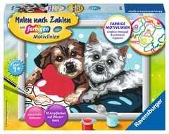 Hundefreundschaft - Bild 1 - Klicken zum Vergößern