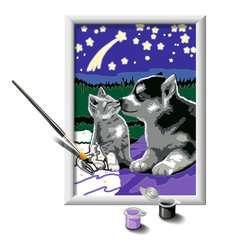 Hund und Katze - Bild 3 - Klicken zum Vergößern