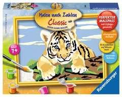 Kleiner Tiger Malen & Basteln;Malen nach Zahlen Ravensburger