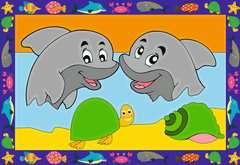 Lustige Delfine - Bild 2 - Klicken zum Vergößern