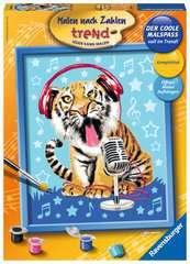Zingende tijger - image 1 - Click to Zoom