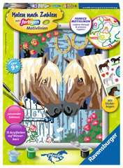 Treue Pferde - Bild 1 - Klicken zum Vergößern