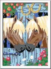 Treue Pferde - Bild 2 - Klicken zum Vergößern