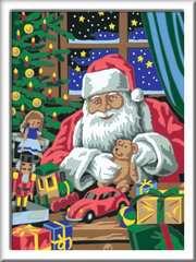 In der Weihnachtswerkstatt - Bild 2 - Klicken zum Vergößern
