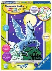 Pegasus im Mondschein - Bild 1 - Klicken zum Vergößern