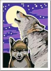 Mystische Wölfe - Bild 2 - Klicken zum Vergößern