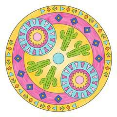 Mandala  - midi - Lama - Image 6 - Cliquer pour agrandir