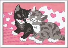 Numéro d'art - mini - Adorables chatons - Image 2 - Cliquer pour agrandir