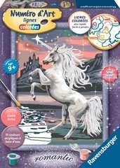 Numéro d'art - moyen - Majestueuse licorne - Image 1 - Cliquer pour agrandir