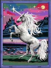 Numéro d'art - moyen - Majestueuse licorne - Image 2 - Cliquer pour agrandir