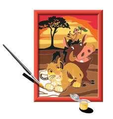 Numéro d'art - petit - Disney Le Roi Lion - Image 3 - Cliquer pour agrandir