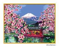 Japanische Kirschblüte - Bild 2 - Klicken zum Vergößern