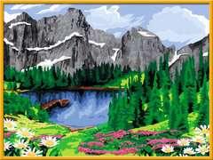 Sommerliche Bergidylle - Bild 2 - Klicken zum Vergößern