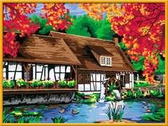 Mühle am Blautopf - Bild 2 - Klicken zum Vergößern