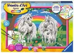 Numéro d'art - grand - Au pays des licornes - Image 1 - Cliquer pour agrandir