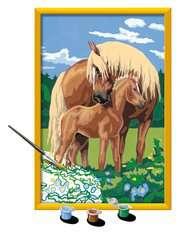 Numéro d'art - grand - Fiers chevaux - Image 3 - Cliquer pour agrandir