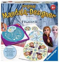 Mandala - midi - Disney La Reine des Neiges 2 - Image 1 - Cliquer pour agrandir